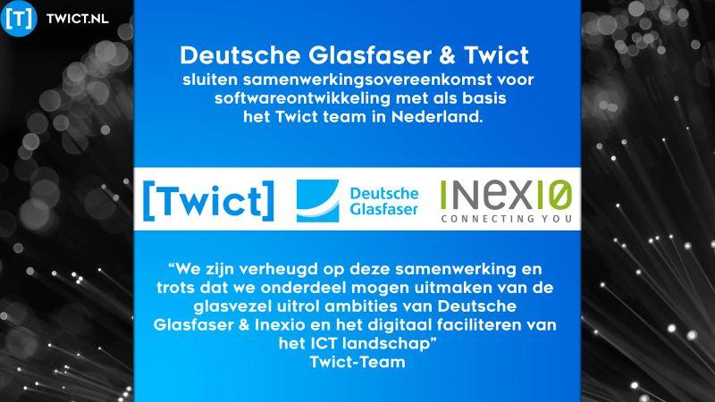 Twict & Deutsche Glasfaser